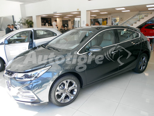 chevrolet cruze ii 1.4 ltz caja manual