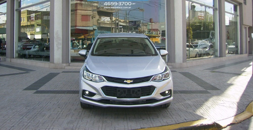 chevrolet cruze ii 1.4 sedan 4 puertas manual lt 0km 2019