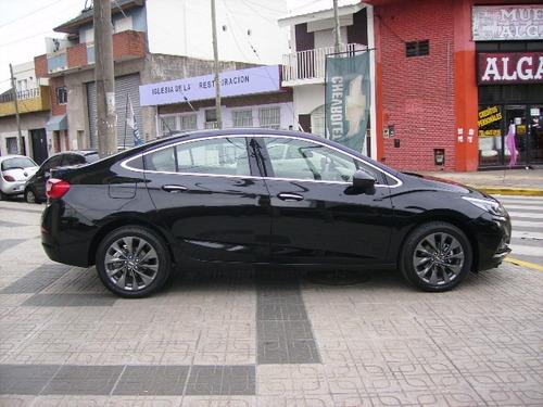 chevrolet cruze ii 1.4 sedan automatico ltz 0km 2019
