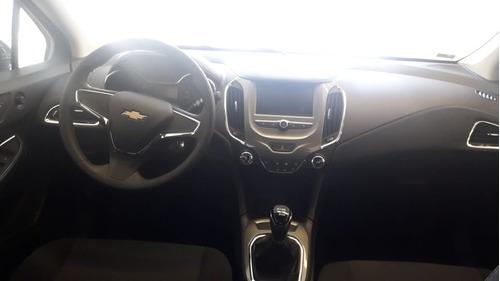 chevrolet cruze ii 1.4 sedan lt stock 0km bv
