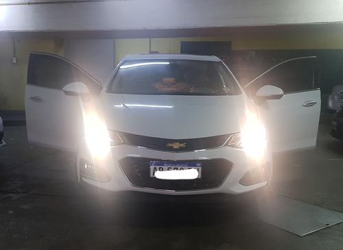 chevrolet cruze ii 1.4 sedan ltz plus 2017