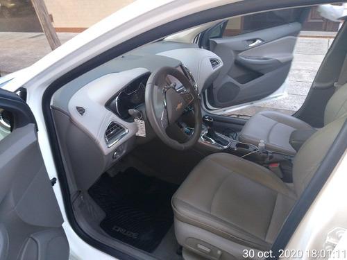 chevrolet cruze ii 1.4 sedan ltz plus 2018