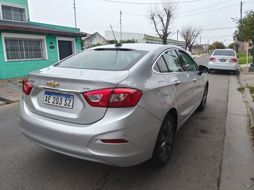 chevrolet cruze ii 1.4 sedan ltz plus 2020