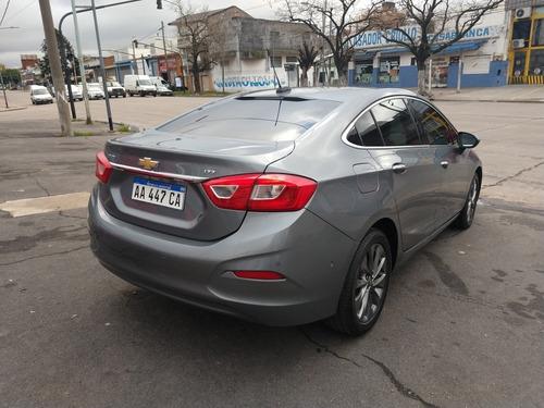 chevrolet cruze ii 1.4 sedan ltz plus at 2016