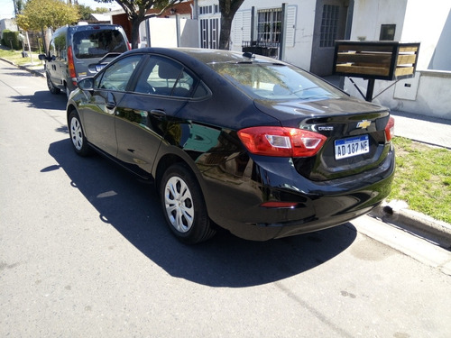 chevrolet cruze ii 1.4 turbo ls