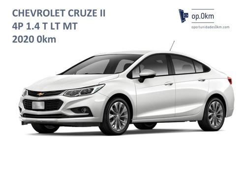 chevrolet - cruze ii - 4p 1.4 t lt mt - 2020 - 0km