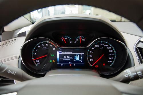 chevrolet cruze il 1.4 ltz 2018 5 puertas manual #2