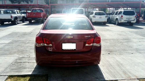 chevrolet cruze ls 2014 transmisión manual