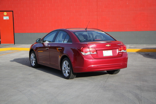 chevrolet cruze lt 1.4 turbo t/m