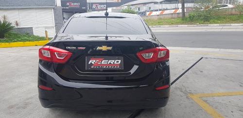 chevrolet cruze lt 2017 completo automático 1.4 flex turbo