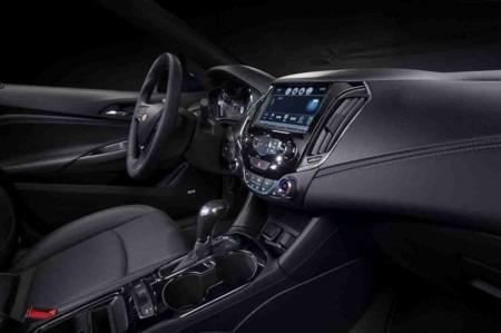 chevrolet cruze lt sedan 4 puertas manual 1.4 turbo 0km dk