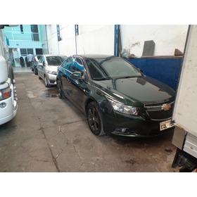 Chevrolet Cruze Lt1.8 Sedan Verde 2012/12 Completo Novo