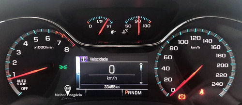 chevrolet cruze ltz 1.4 16v tb flex aut. 2018 branco