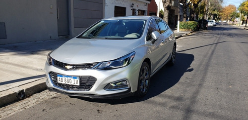 chevrolet cruze ltz 1.4 turbo at
