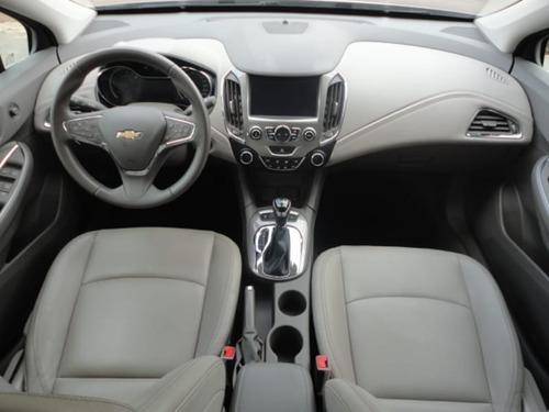 chevrolet cruze ltz 1.4 turbo ecotec 16v flex aut. 2017