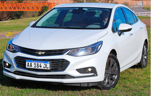 chevrolet cruze ltz  1.4tn 4p manual 0km año 2017 rb