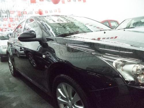 chevrolet cruze ltz 1.8 16v flex aut. 2014 completíssimo!