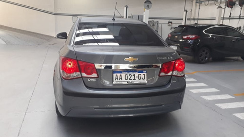 chevrolet cruze ltz 1.8 mt 2016 sedan forestcar balbin  #5