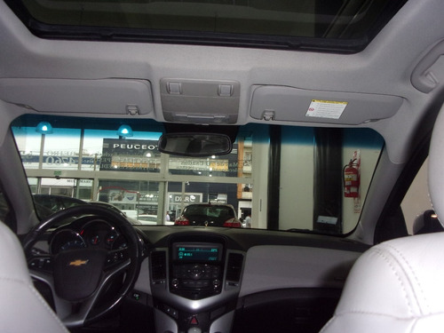 chevrolet cruze ltz 2012 5 puertas automatico gris plata