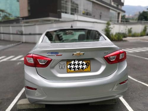 chevrolet cruze ltz, 2017, 1.4 turbo, automático
