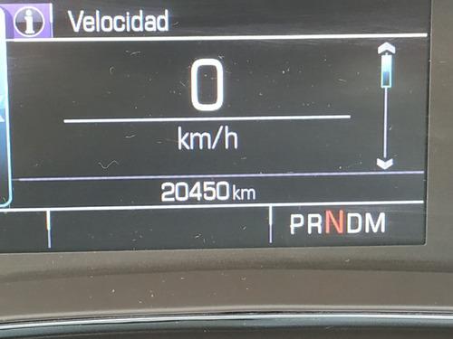 chevrolet cruze ltz 5 puertas 1.4 l turbo automatico