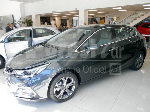 chevrolet cruze ltz 5 puertas 1.4 turbo at  nafta 2017 #2