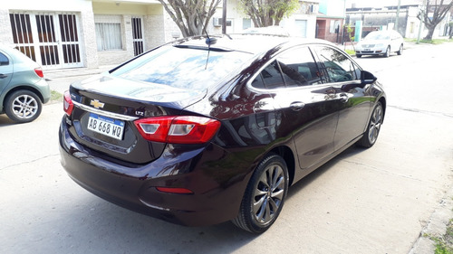 chevrolet cruze ltz at 4 ptas 2017 financiado