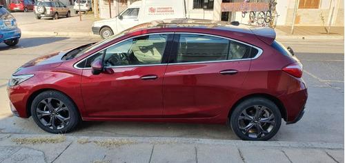 chevrolet cruze ltz aut 5 puertas 2017