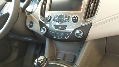 chevrolet cruze ltz automatico promocion exclusiva ab2018