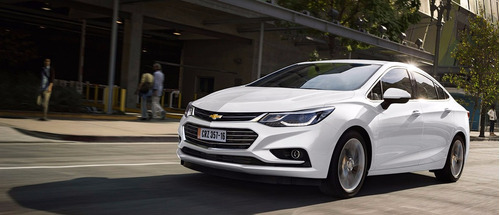 chevrolet cruze ltz plus sedán 1.4 turbo
