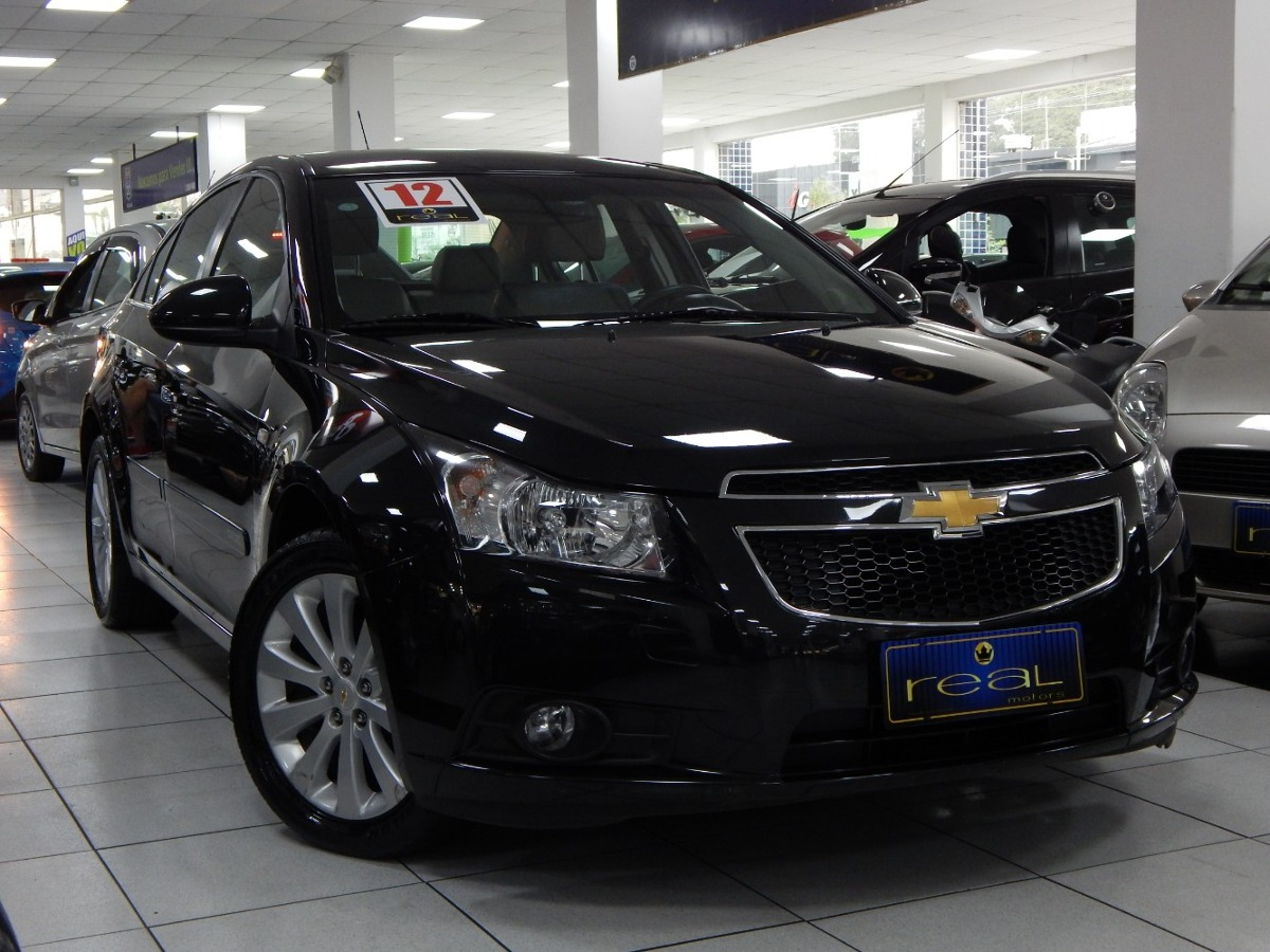 Superior Chevrolet Cruze Ltz Sedan 2.0 Automatico 2012. Carregando Zoom.