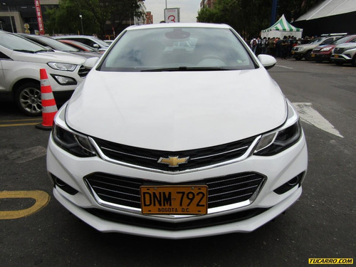 chevrolet cruze ltz turbo 1.4 at
