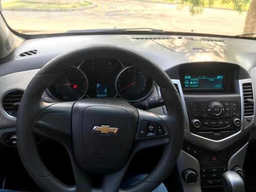 chevrolet cruze modelo 2011 automático único dueño