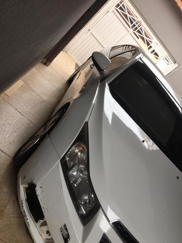 chevrolet cruze motor 1.8 automático 2012 branco 5 portas