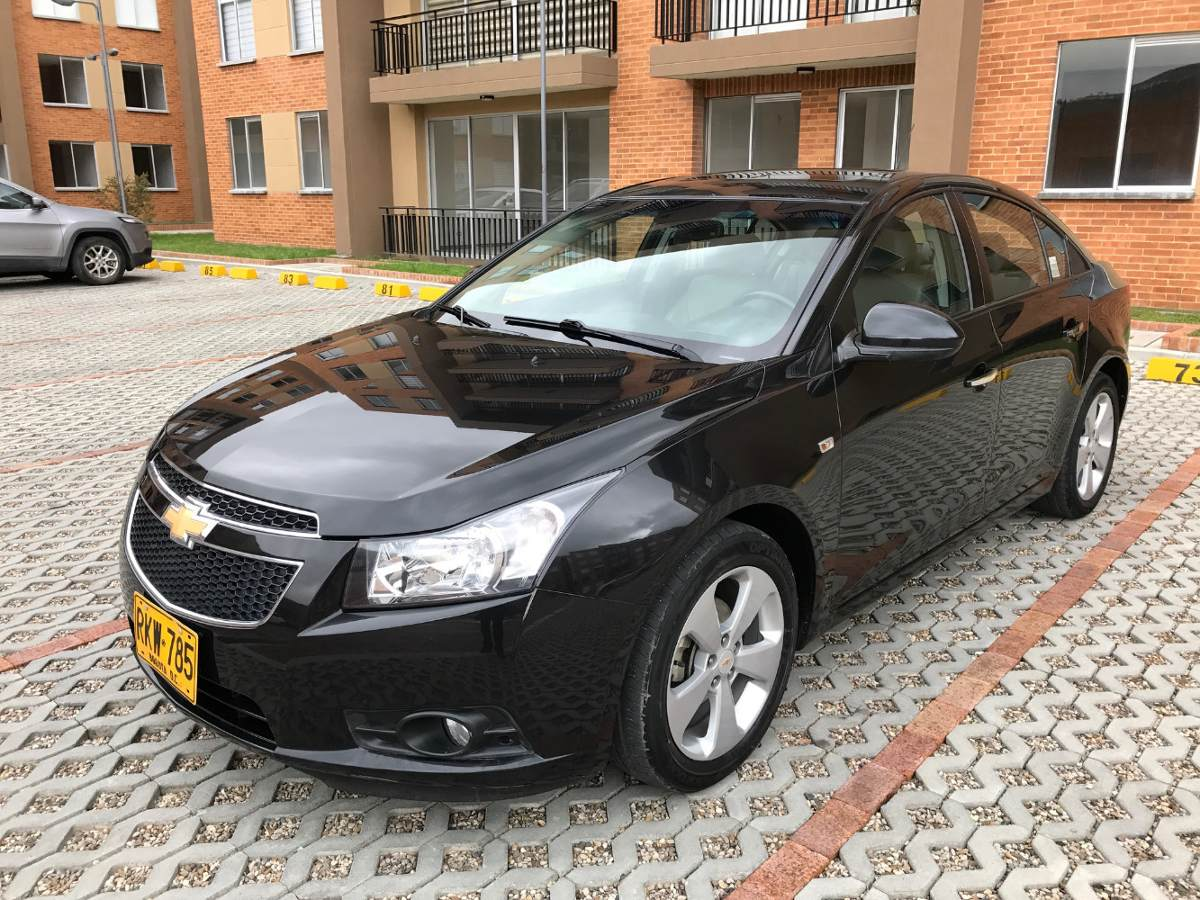 chevrolet cruze platinum lt at 1800cc 2012 full equipo. Black Bedroom Furniture Sets. Home Design Ideas