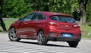 chevrolet cruze premier 5 puertas automatico 2020 0km gp