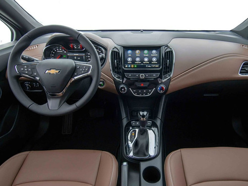 chevrolet cruze sedan 1.4t premier ii at ltz 2021 0km #4