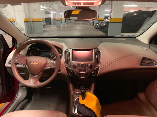 chevrolet cruze sport 1.4 ltz turbo aut. 5p