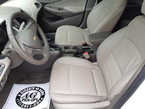 chevrolet cruze sport ltz hatch 2018 1.4 turbo aut teto top