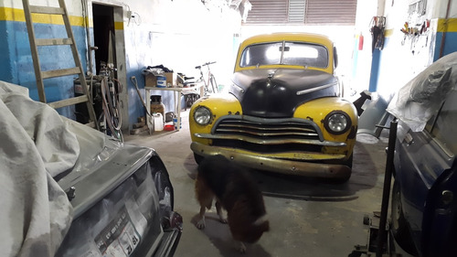 chevrolet cupe 1946