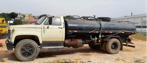 chevrolet custom 14000 pipa - tanque 9.000 litros