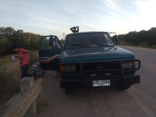 chevrolet d-20 4.0 pick-up d20 custom 1988