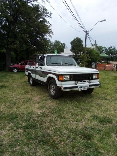 chevrolet d-20 4.0 pick-up d20 custom 1989