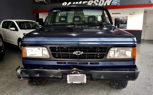 chevrolet d-20 4.0 pick-up d20 custom 1995