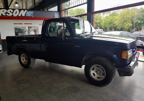 chevrolet d-20 4.0 pick-up d20 custom 1995