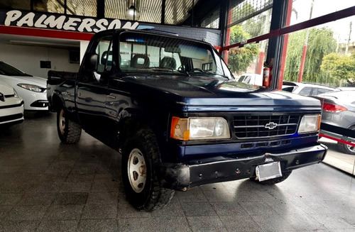 chevrolet d-20 4.0 pick-up d20 custom 1995 financio / permut