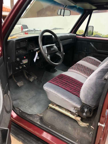 chevrolet d-20 4.0 pick-up d20 deluxe turbo plus 1997