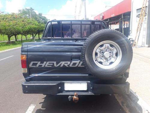 chevrolet d-20 custom 1989