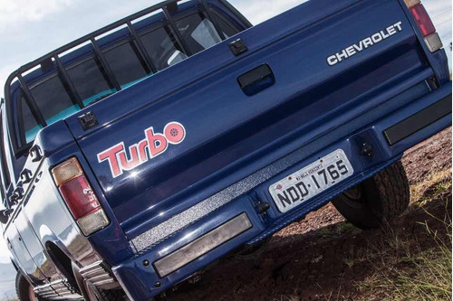 chevrolet d-20 custon deluxe turbo