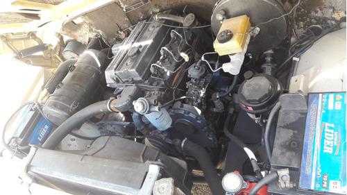 chevrolet d-20 deluxe dupla 4 portas diesel impecável